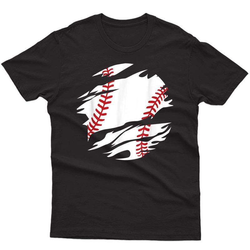 Baseball Life Baseball Player Fan T-shirt