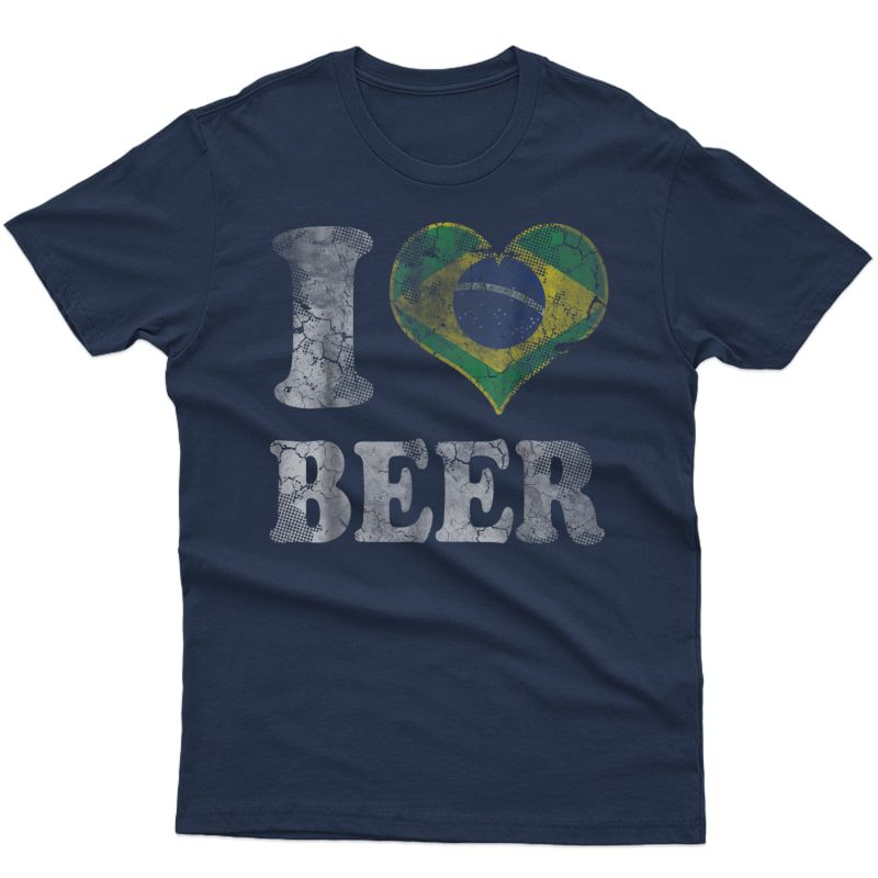 Brazilian Beer Brazil T-shirt