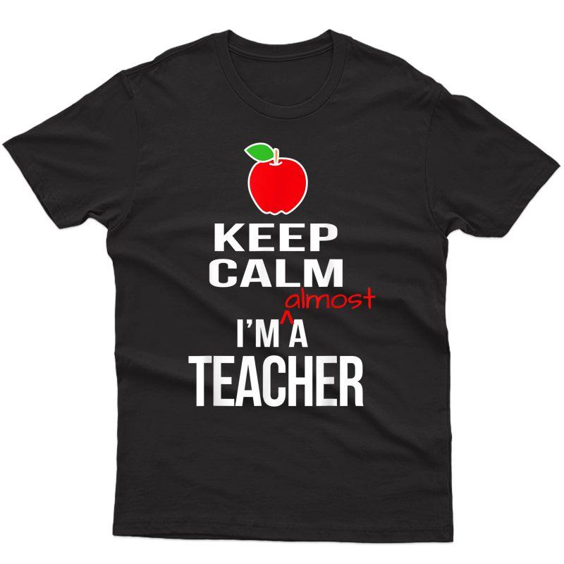 Funny Future Tea Gift Teaching Student Shirt Christmas