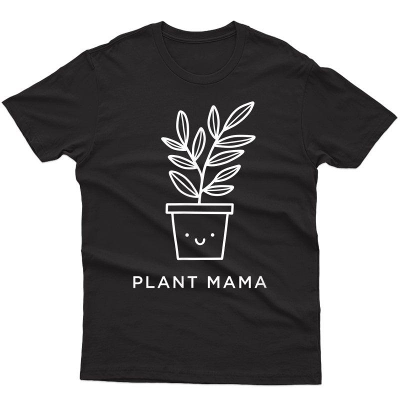 Happy Plant Mama T-shirt