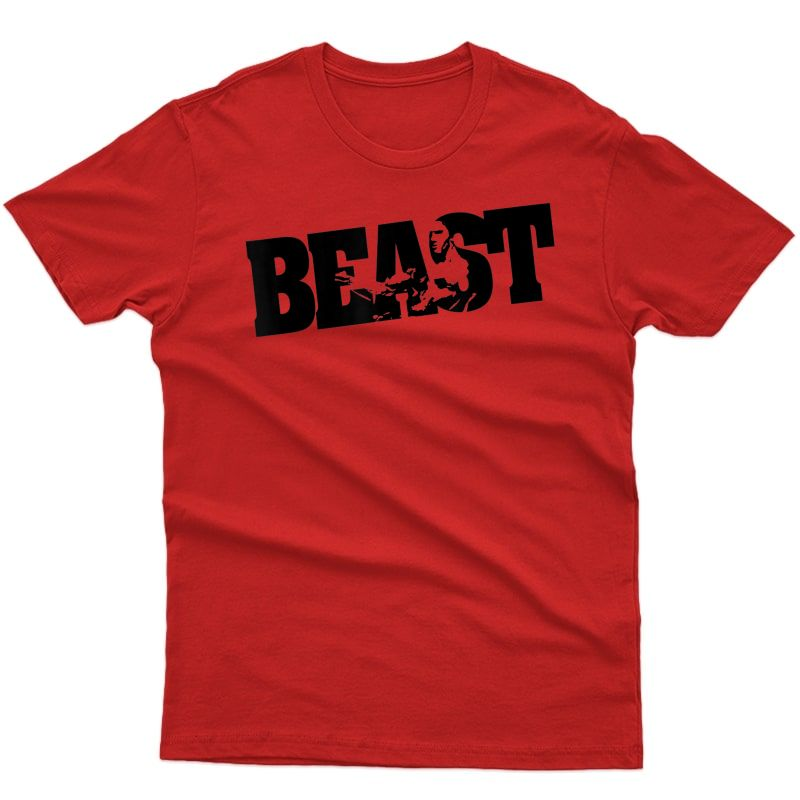 S Beast Workout Shirt | S Cross Train Clothes For The Gym