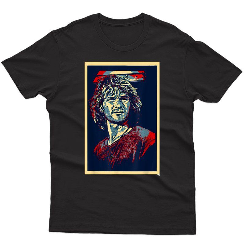 Patrick Funny Swayze T-shirt