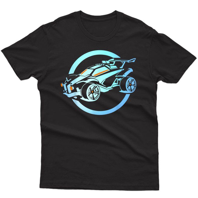 Rocket Octane Car Soccer League T-shirt