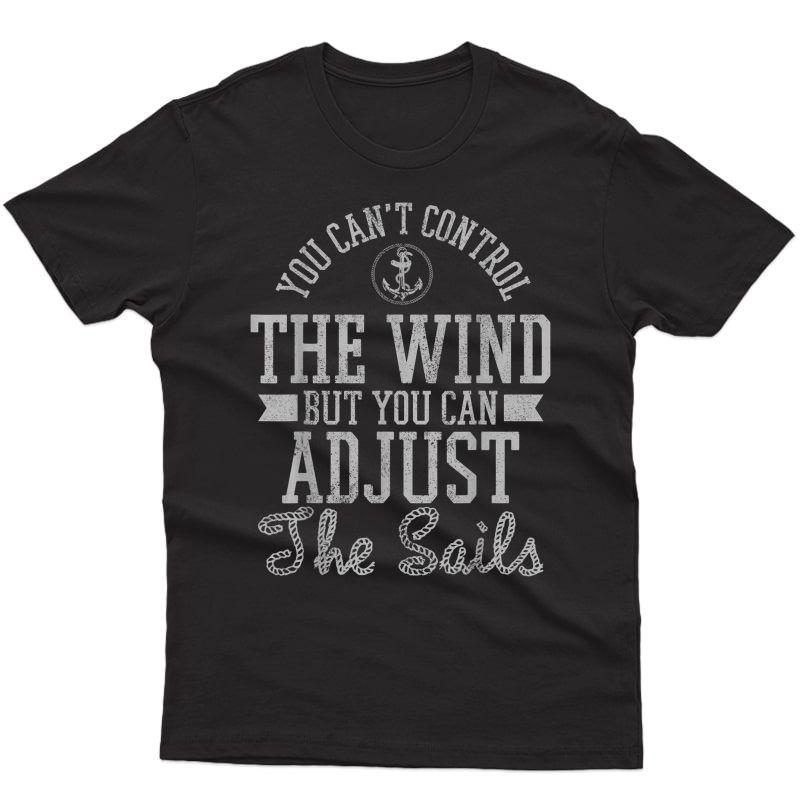Sailing - Sailboat Boating Boat Sailor Gift T-shirt